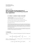"""Báo cáo hóa học: """" Research Article Meda Inequality for Rearrangements of the Convolution on the Heisenberg Group and Some Applications"""""""