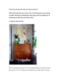 5 lý do bạn cần quan tâm đến việc trang trí nhà cửa