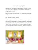 Trổ tài trang trí phòng riêng cho bé