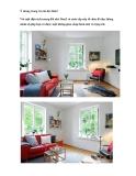 Ý tưởng trang trí căn hộ 36m2
