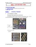 Bài thực hành cấu trúc máy tính-Bài 1