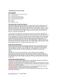 Hướng dẫn lập trình cơ bản với Android - Bài 1
