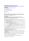 Hướng dẫn lập trình cơ bản với Android - Bài 2