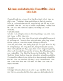 Kỹ thuật nuôi chích chòe Than (Đất) - Chích chòe Lửa