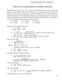 Bài tập máy điện-Chương 10