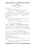Chương 17: Kế thừa form và tạo các lớp cơ sở