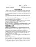 Thông tư liên tịch số 01/2012/TTLT/BCA-BNG