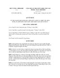 Quyết định số 02/2012/QĐ-TTg
