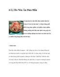 6 Lý Do Nên Ăn Dưa Hấu