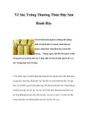 Về Sóc Trăng Thưởng Thức Đặc Sản Bánh Rây