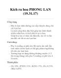 Kích ra hoa PHONG LAN (19.31.17)