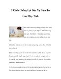 5 Cách Chống Lại Bức Xạ Điện Từ Của Máy Tính