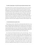 Tìm hiểu sự hình thành và thay đổi của địa danh hành chính Quỳ Châu