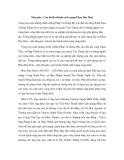 Nhà giáo - Cán bộ lão thành cách mạng Phan Duy Huệ