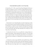 Truyền thuyết đình Long Thái và vua Lê Trang Tông