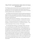 """Báo cáo nghiên cứu khoa học """"Những """"Nút thắt"""" trong điều hành kinh tế ở Nghệ An nhìn từ chỉ số năng lực cạnh tranh cấp tỉnh """""""