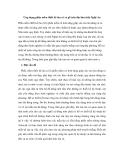 """Báo cáo nghiên cứu khoa học """" Ứng dụng phần mềm thiết kế tàu cá vỏ gỗ trên địa bàn tỉnh Nghệ An"""""""