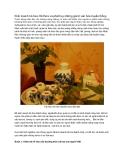 Kinh doanh trà hoa: Kế thừa và phát huy những giá trị văn hóa truyền thống