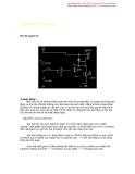 Những mạch điện đơn giản