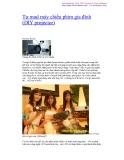 Tự mod máy chiếu phim gia đình (DIY projector)