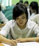 Bí quyết học và thi môn Sử đạt điểm cao 2012