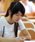 Bí quyết ôn thi  môn hóa học 2012