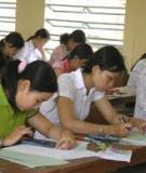 3 bí quyết giúp bạn làm tốt bài thi trắc nghiệm Vật lí 2012
