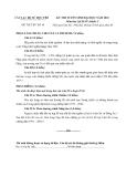 ĐỀ THI THỬ NĂM 2010 SỐ 10__Môn lịch sử