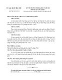 ĐỀ THI THỬ NĂM 2012 SỐ 29_Môn lịch sử