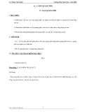 Bài 39. MÁY QUANG PHỔ CC LOẠI QUANG PHỔ