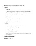 Bài 28.MẠCH CÓ R, L, C MẮC NỐI TIẾPCỘNG HƯỞNG ĐIỆN