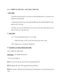 Bài 36. NHIỄU XẠ ÁNH SÁNG - GIAO THOA ÁNH SÁNG