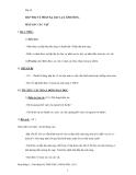 Bài 48 HẤP THỤ VÀ PHẢN XẠ LỌC LỰA ÁNH SÁNG MÀU SẮC CÁC VẬT