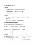 Bài 59. MẶT TRỜI – HỆ MẶT TRỜI