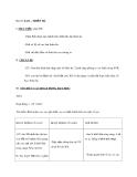 Bài 60. SAO – THIÊN HÀ