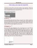 Nhóm công cụ tạo vùng chọn lasso(CS4)
