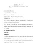 Bài 4: XÁC ĐỊNH CHIẾT SUẤT CỦA THỦY TINH