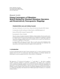 "Báo cáo hóa học: "" Research Article Strong Convergence of Monotone Hybrid Method for Maximal Monotone Operators and Hemirelatively Nonexpansive Mappings"""