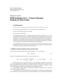 """Báo cáo hóa học: """" Research Article WKB Estimates for 2 × 2 Linear Dynamic Systems on Time Scales"""""""