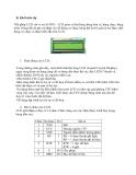 Đo và điều khiển tốc độ đo lường cơ điện một chiều