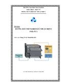 Hướng dẫn thí nghiệm kỹ thuật điện I (Phần PLC)