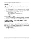 Chương 3: Mạch phân cực và khuếch đại tín hiệu nhỏ dùng FET  Chương 3 MẠCH