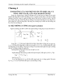 Chương 4: Ảnh hưởng của nội trở nguồn và tổng trở tải  Chương 4 ẢNH