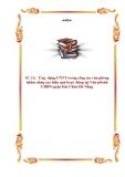 đề tài: Ứng  dụng CNTT trong công tác văn phòng nhằm nâng cao hiệu quả hoạt  động tại Văn phònh UBDN quận Hải Châu-Đà Nẵng