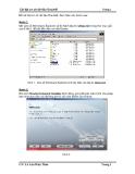 Cài đặt cơ sở dữ liệu Oracle9i