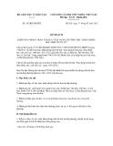 Kế hoạch số 103/KH-BGDĐT