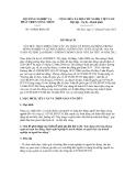 Kế hoạch số 343/KH-BNN-CB