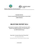 "Báo cáo nghiên cứu khoa học "" in-pond floating raceway production of marine finfish - MILESTONE REPORT NO.9 """