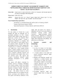 """Báo cáo nghiên cứu khoa học """" IMPROVEMENT OF EXPORT AND DOMESTIC MARKETS FOR VIETNAMESE FRUIT THROUGH IMPROVED POST-HARVEST AND SUPPLY CHAIN MANAGEMENT """""""