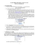 Tài liệu hướng dẫn sử dụng Website tín chỉ